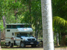 Apollo 4WD Camper for outback offraod selfdriving in Northern Territory.