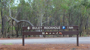 Buley Rockhole in Litchfield National Park.