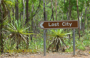 Travel To The Lost City In Litchfield National Park In